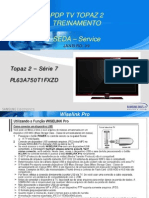 Treinamento Topaz2 (PDP A750)