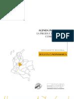 Documento Bogotá Cund Agenda Interna