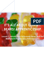 Gummy Bear Business