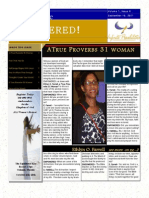 Empowered for the Uncompromising Christian-september 10-A-newsletter
