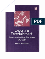 Exporting Entertainment Thompson Bfi1985 Ocr