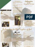 Infinite Possibilities 2011 Morning Glory Womens Retreat Brochure - Revised