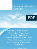 Proportional + Derivative Controller