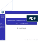 Requirement Gathering for Web Designing Lec-2