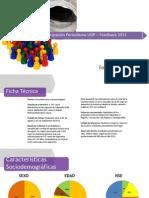 Encuesta UDP & Feedback 2011