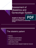 [OB]+Assessment+of+Obstetrics+and+Gynecologic+System