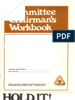 CommitteeChairman'sWorkbook