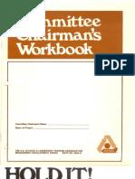 CommitteeChairman'sWorkbook