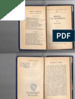 Arnorld Toynbee, México y Occidente p. 1-73