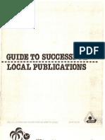 GuideToSuccessfulLocalPublications(ChapterNewsletter)