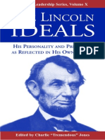 Lincoln Ideals