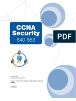 CCNA Security Español