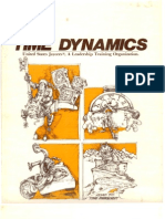 United States Jaycees Time Dynamics Manual