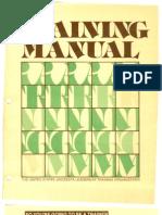 United States Jaycees Training Manual