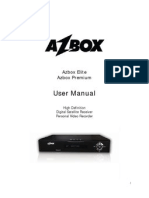 AZBox Manual