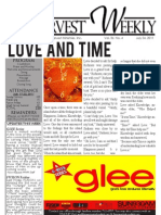 WHM Weekly Newsletter - 24 July 2011