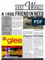 WHM Weekly Newsletter - 31 July 2011