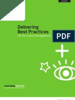 SF WP Performance Management Best Practices Q311[1]