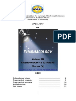 Pharmacology III l