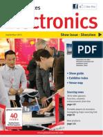 Electronics September 2011