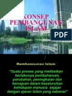 Bab 11 - Konsep Pembangunan Islam