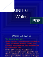 Wales Northern Ireland WIthout Answers