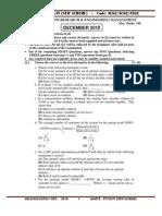 D10 Question Paper