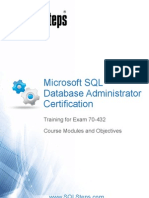 Microsoft Database Administrator Course