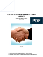Gestao Do to Com o Cliente
