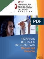 Manual Pizarras Digitales