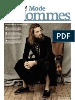 Le Monde 2011-09-15 - Dossier - Mode Hommes