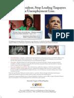 CORE Washington Informer Ad
