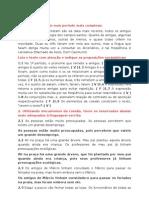 Analise Dos Classicos Ativ. 2.1.