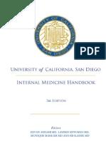UCSD Internal Medicine Handbook 2011