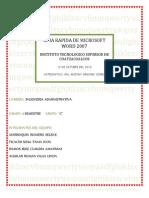 Guia Rapida Microsoft Word 2007