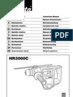 Makita HR3000C