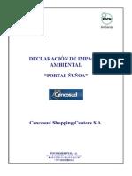 DIA Centro Comercial Nunoa