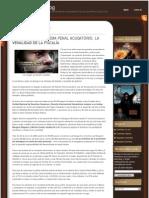EL FRACASO DEL SISTEMA PENAL ACUSATORIO, LA VENALIDAD DE LA FISCALÍA « Colombiaopina's Blog
