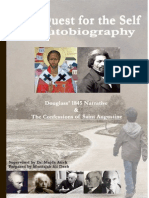Self-Making in Douglass's 1845 Narrative and The Confessions of Saint Augustine