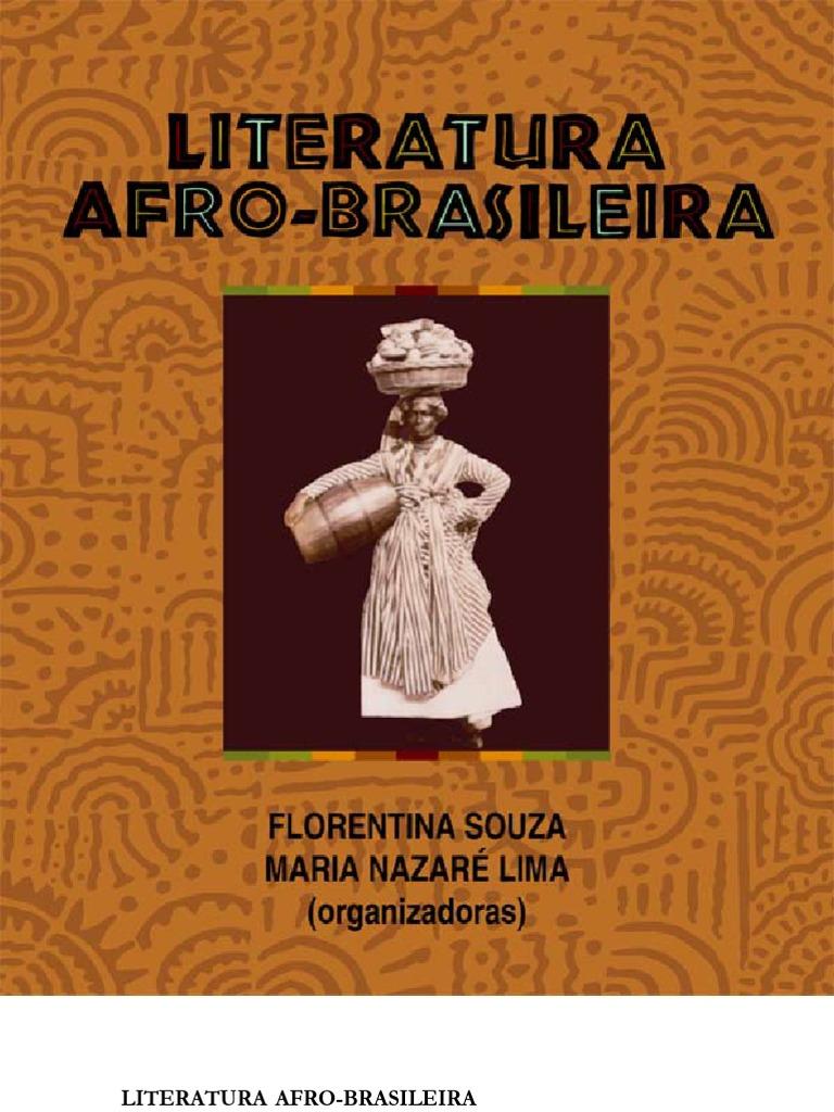 5bdb26cc09e Livro - Literatura Afrobrasileira