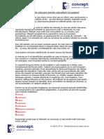 Manual de Vanzari Scurt Pentru Incepatori in Vanzari