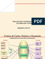 centro de custo