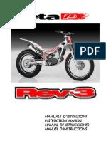 Beta BETA REV3 Owners Manual