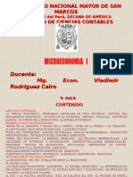 Microeconomia UNMSM