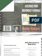 Mercadeo Para Primiparos y Copiones - Burke Hedges