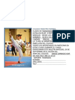 taekwondo Ximnasio Kiab