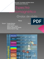 Ondas de rádio