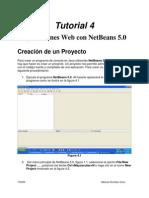 Tutorial 4 - Aplicaciones Web Con NetBeans 5