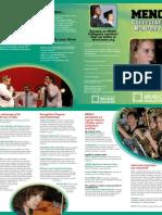 Collegiate Brochure 2011