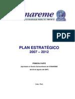 Plan Estrategico 2007-2012 Comite Nacional Resident Ado Medico